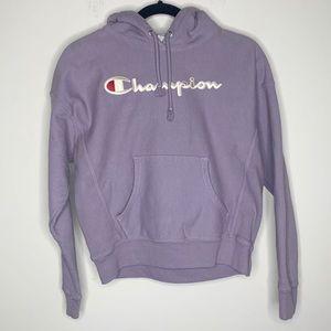 NWOT Champion Garment Dyed Reverse Weave Hoodie